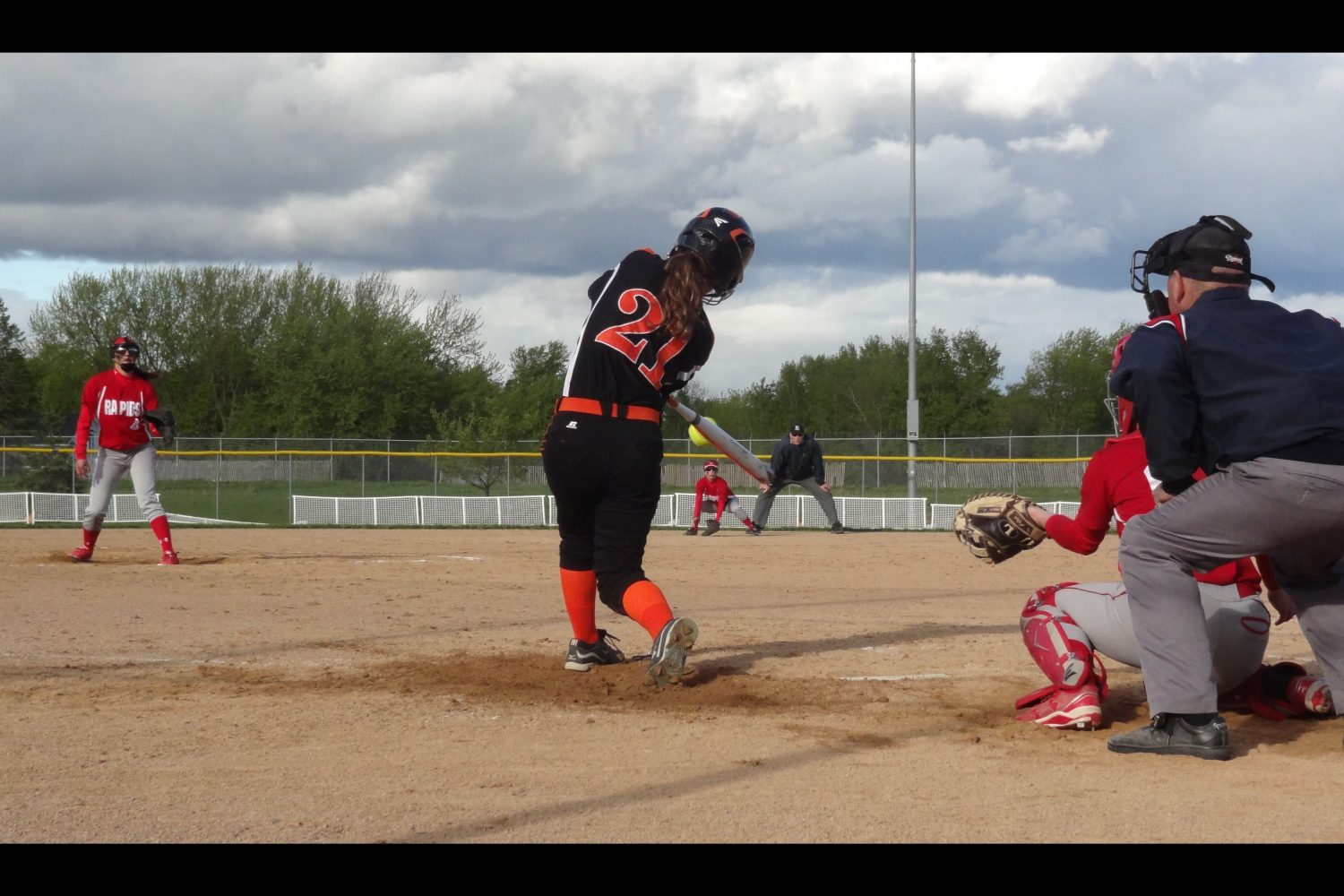morgan nordbeck marshfield tigers softball