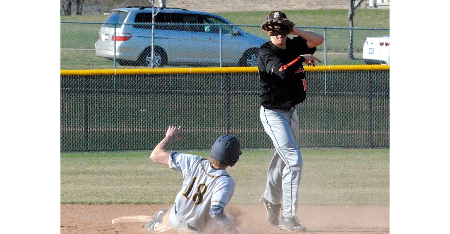 trevor schwecke marshfield tigers baseball wisconsin valley conference all first team