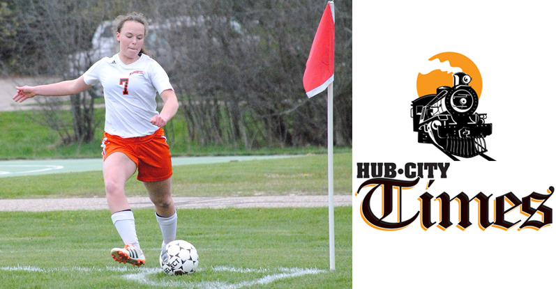 maureen cassidy marshfield tigers girls high school soccer wausau east griese park
