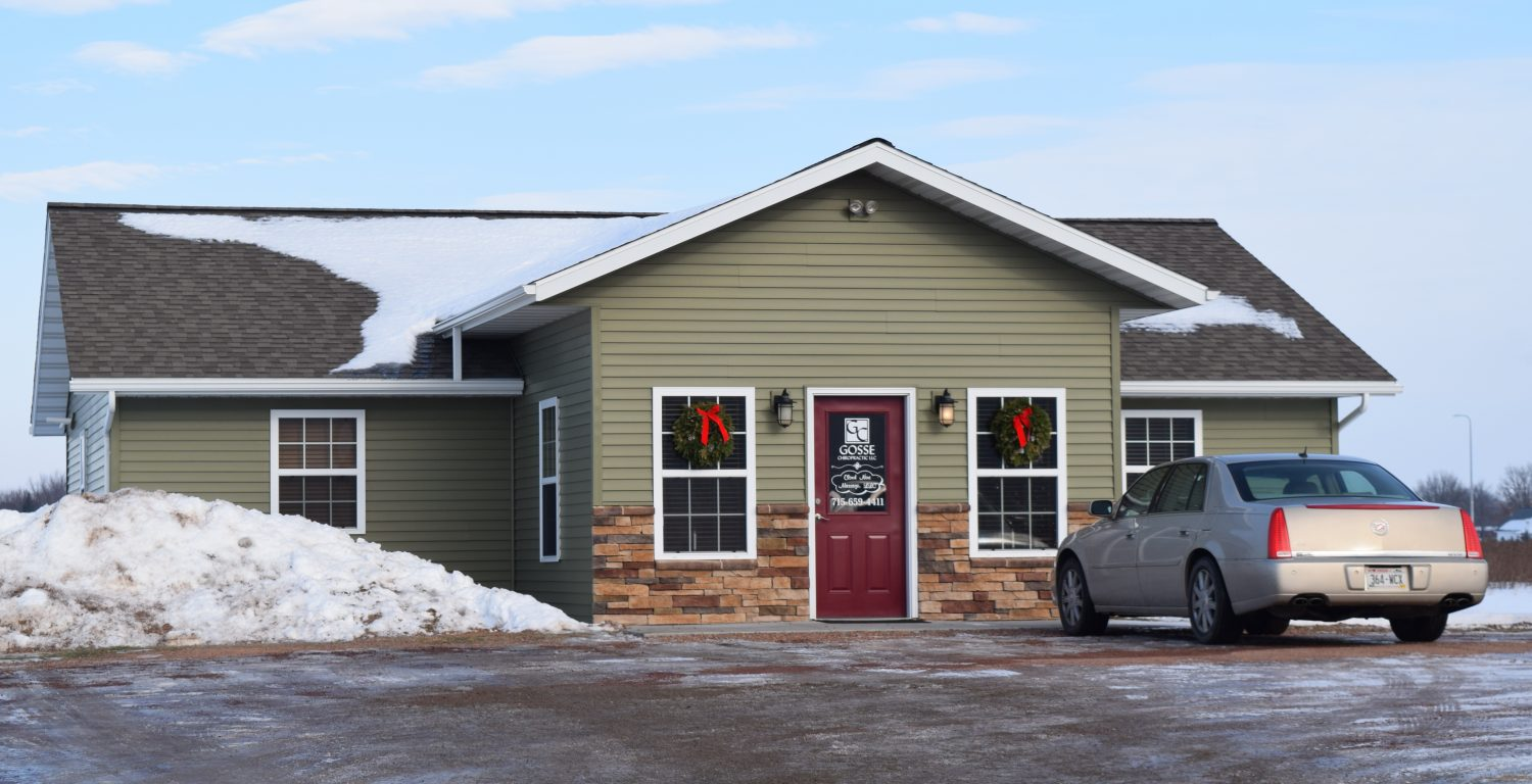 Gosse Chiropractic opened in 2014 in the Spencer Business and Industrial Park.