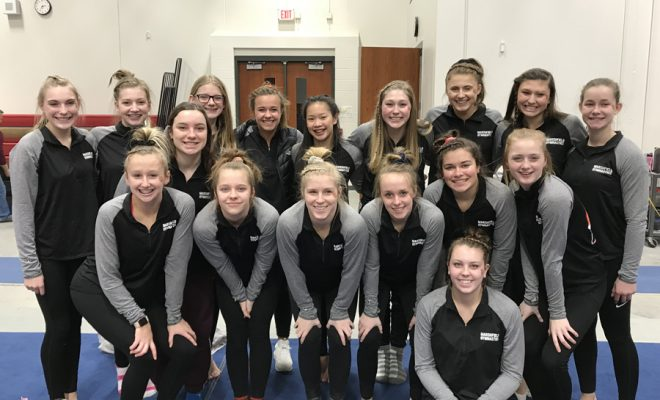 Marshfield Tigers Gymnastics