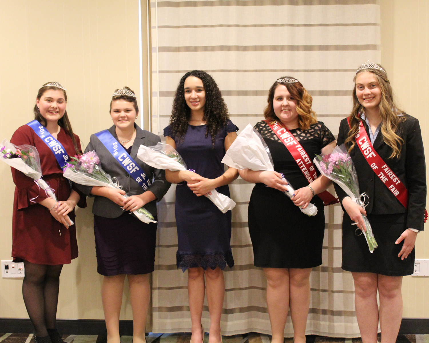 2019 CWSF Fairest of the Fair