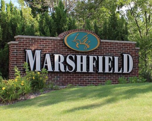 Marshfield Sign
